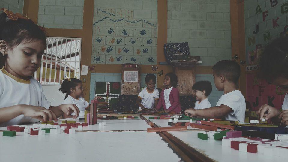 Pozo para escuela y comunidad en Nicaragua